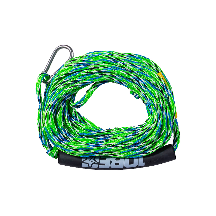 jobe 2 person towable rope lime 211920001