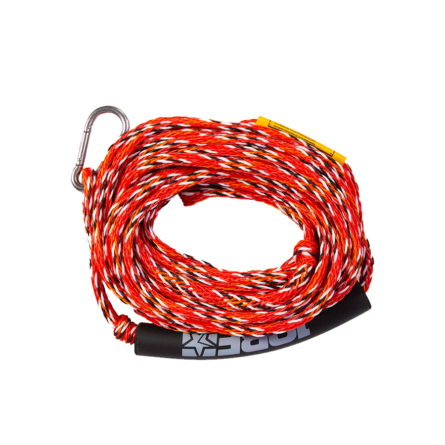 jobe 2 person towable rope red 211920007