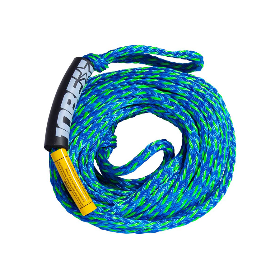 jobe 4 person towable rope blue 211920002