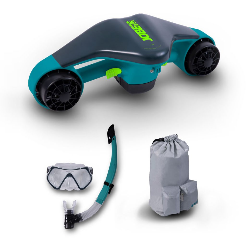 jobe infinity seascooter with bag and snorkel set 281021004 3