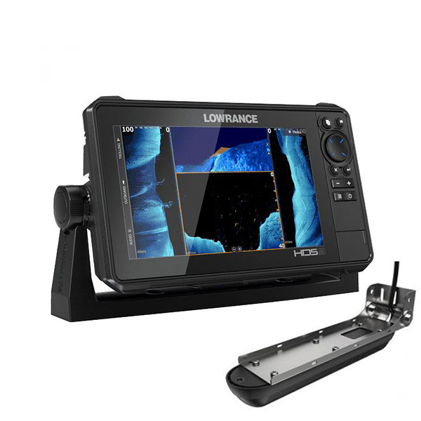 HDS 9 LIVE WITH ACTIVEIMAGING 3IN1 TRANSDUCER 1